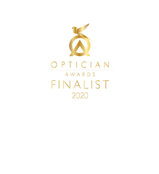 BBR Optometry scoops shortlist double in the 2020 Optician Awards