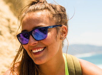 Protect your eyes from UV rays with sunglasses