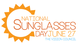 Raising awareness for eye protection on National Sunglasses Day